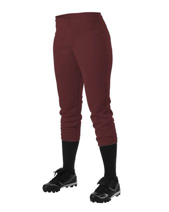 Alleson Athletic Girls Fastpitch Pants A00063