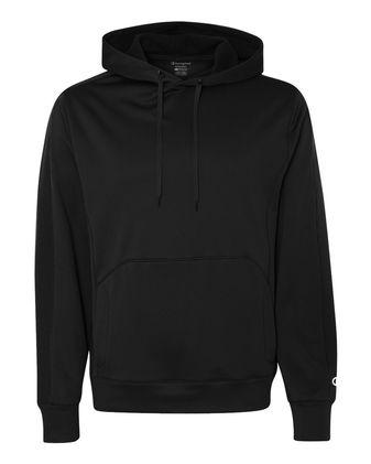 Champion Colorblocked Performance Hooded Pullover Sweatshirt S220