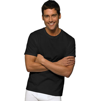 Hanes Ultimate™ FreshIQ™ Men\'s Crewneck LT-3XLT 3-Pack K314HUT3