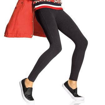 HUE Women\'s Cotton-Blend Legging U2243