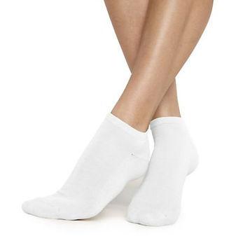 Hanes Womens ComfortSoft Liner Socks 3-Pk 870/3