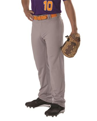 Alleson Athletic Warp Knit Wide Leg Baseball Pants A00045