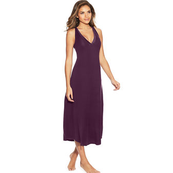 Maidenform V-Neck Maxi Gown MFW7260