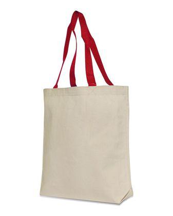 Liberty Bags Jennifer Cotton Canvas Tote 9868