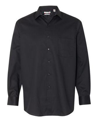 Van Heusen Flex Collar Long Sleeve Shirt 13V0439