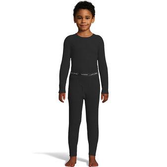 Hanes Boys\' Waffle Knit Thermal Set 125451