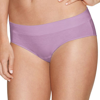 Hanes Womens Constant Comfort X-Temp Hipster Panties 3-Pk CC41AS