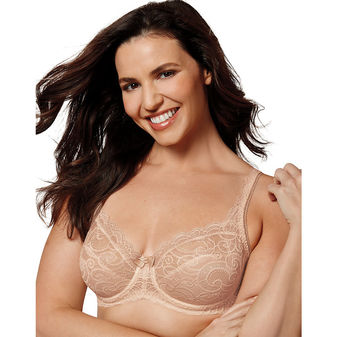 Playtex Love My Curves Sexy Lift Underwire Bra US4825