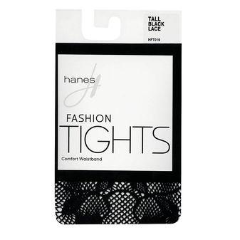 Hanes Lace Tights HFT019