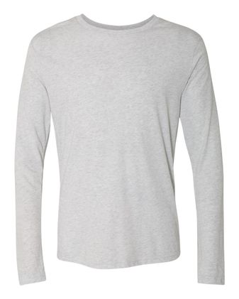 Next Level Triblend Long Sleeve Crew 6071
