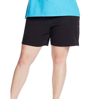 Just My Size X-Temp French Terry Women\'s Shorts with Pockets OJ234