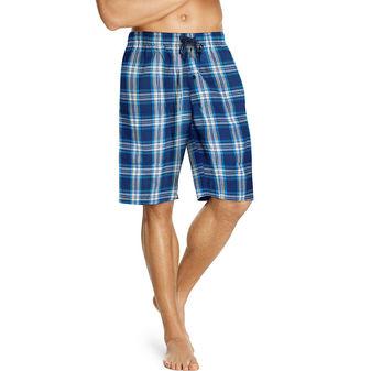 Hanes Men\'s Woven Plaid Shorts 2-Pack 25170