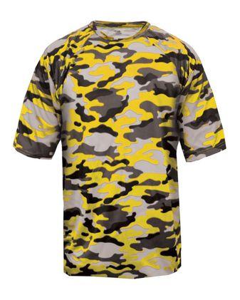 Badger Youth Camo T-Shirt 2181