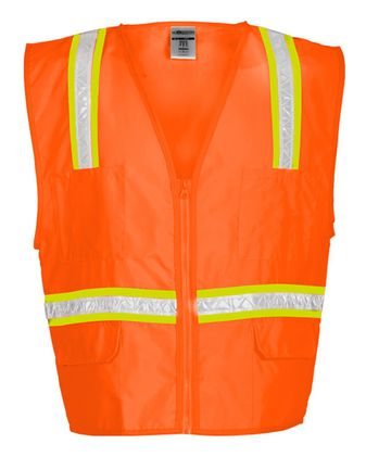 Kishigo Multi-Pocket Surveyors Vest 1091-1092