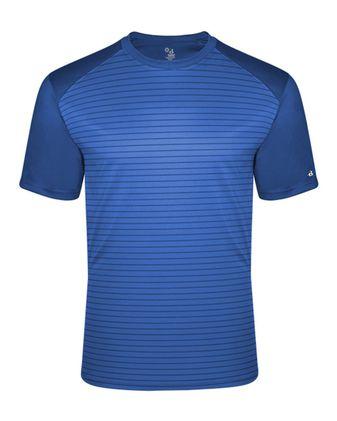 Badger Youth Vintage Line Sport Triblend T-Shirt 2972