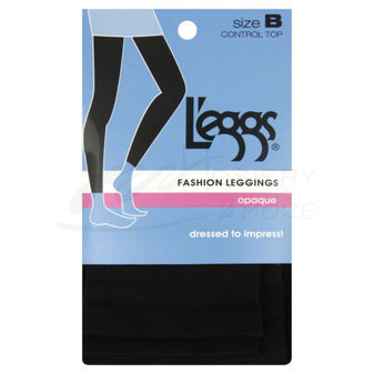 Leggs Opaque Fashion Leggings 01310