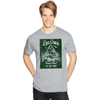 Hanes Mens Call of the Wild Graphic Tee GT49B/O8