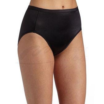 Vanity Fair Women\'s Body Caress Hi Cut Panty 13137