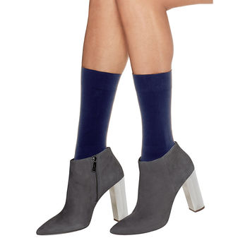 Hanes Perfect X-Temp® Opaque Mid Calf Socks 2-Pack HST015