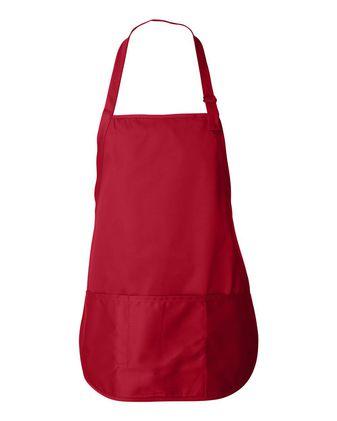 Liberty Bags Sara Three-Pocket Apron 5507