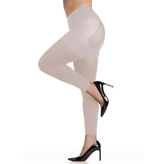 Berkshire Plus Ankle Length Max Coverage  70 Denier Control Top Tight 5041