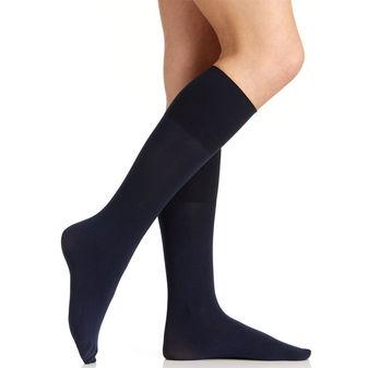 Berkshire Women\'s Comfy Cuff Opaque Graduated Compression Trouser Socks 5103