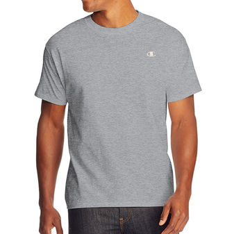 Champion Cotton Jersey Mens T Shirt T2226
