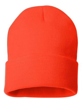 Sportsman 12 Inch Knit Beanie SP12