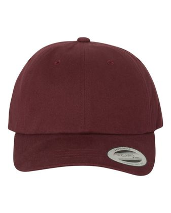 Yupoong Peached Cotton Twill Dad Cap 6245PT