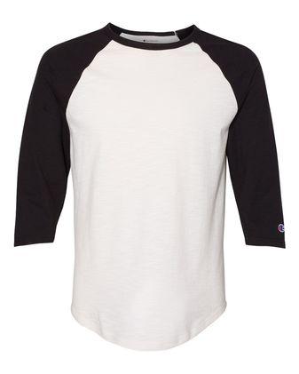 Champion Premium Fashion Baseball T-Shirt CP75