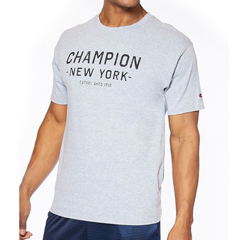 Champion Big & Tall Mens Short-Sleeve Graphic Tee Shirt CH513