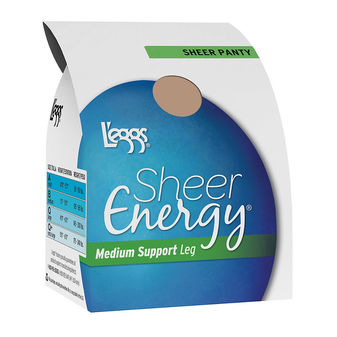 L\'eggs Sheer Energy All Sheer Pantyhose 60800