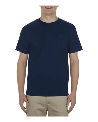 ALSTYLE Classic Short Sleeve Pocket T-Shirt 1305