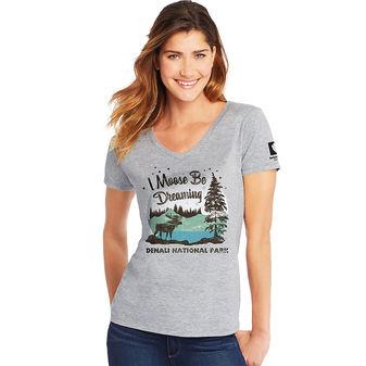 Hanes Denali National Park Women\'s Graphic Tee G9337P Y07762