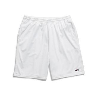 Champion Long Mesh Men\'s Shorts with Pockets - 81622 81622 407Q88