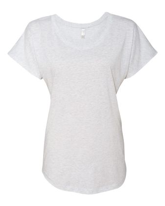 Next Level Women\'s Triblend Short Sleeve Dolman 6760