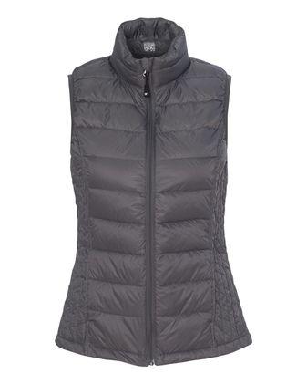 Weatherproof Women\'s 32 Degrees Packable Down Vest 16700W