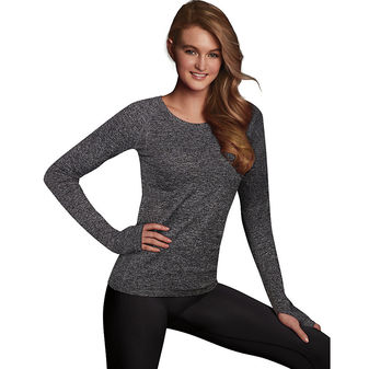 Maidenform Baselayer Thermal Crew MFBLCR