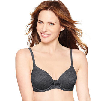 cea69dc7a1 Hanes Ultimate Comfort blend T-Shirt Natural Lift Wirefree Bra HU20 DHHU20    21.61