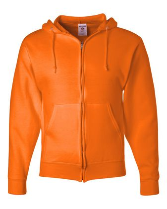 JERZEES NuBlend® Full-Zip Hooded Sweatshirt 993MR