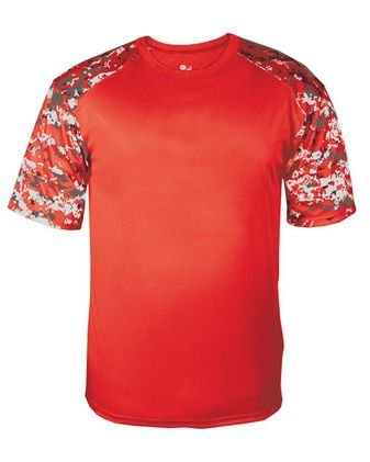 Badger Digital Camo Sport T-Shirt 4152