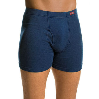 Hanes Men\'s TAGLESS Boxer Brief with ComfortSoft Waistband 6-Pack 7460Z6