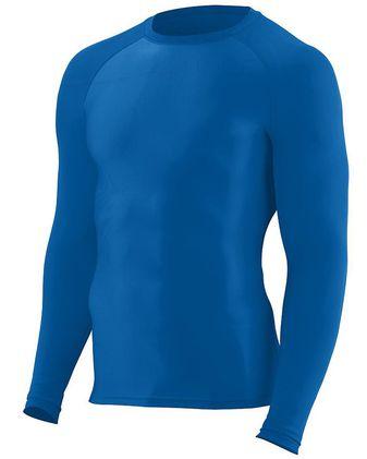 Augusta Sportswear Youth Hyperform Compression Long Sleeve Shirt 2605