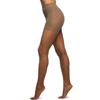 Berkshire The Easy On! Luxe Ultra Nude 10 Denier Pantyhose Control Top Sheer Toe 4262