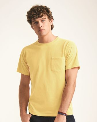 Comfort Colors Garment-Dyed Heavyweight Pocket T-Shirt B07BJL6K92 1PK 6030