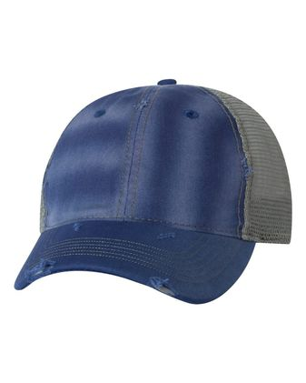 Sportsman Bounty Dirty-Washed Mesh-Back Cap 3150
