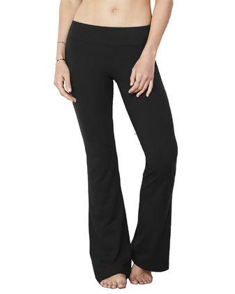 BELLA + CANVAS Women\'s Cotton Spandex Fitness Pants 810