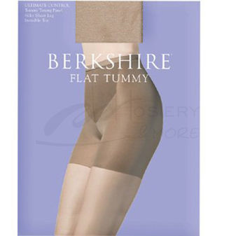 Berkshire Ultimate Control Flat Tummy Silky Sheer Pantyhose 8116