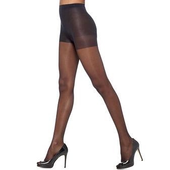 HUE So Silky Sheer To Waist With INV Reinforced Toe Pantyhose U10763
