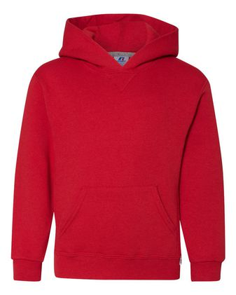 Russell Athletic Youth Dri Power Hooded Pullover Sweatshirt 995HBB